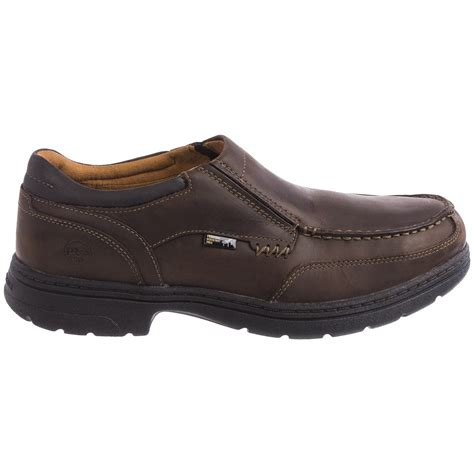 timberland slip on work boots timberland pro branston moc alloy toe esd work shoes for