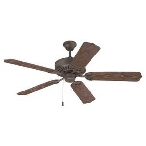 outdoor ceiling fans without lights craftmade lighting outdoor patio fan brown ceiling fan