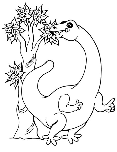 Coloring Mewarnai Dinosaurus dinosaur coloring pages coloring home