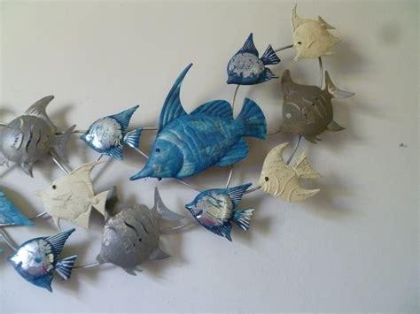 wanddecoratie dieren 3d wanddecoratie school tropische vissen dieren