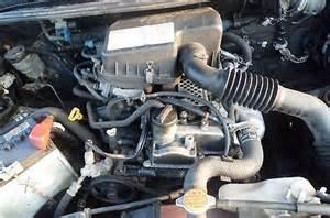 Daihatsu Terios Engine Daihatsu Terios K3 Ve 1 3 Engine