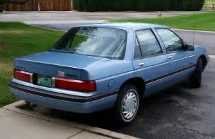 chevy corsica 1989 one owner 70 500 for sale
