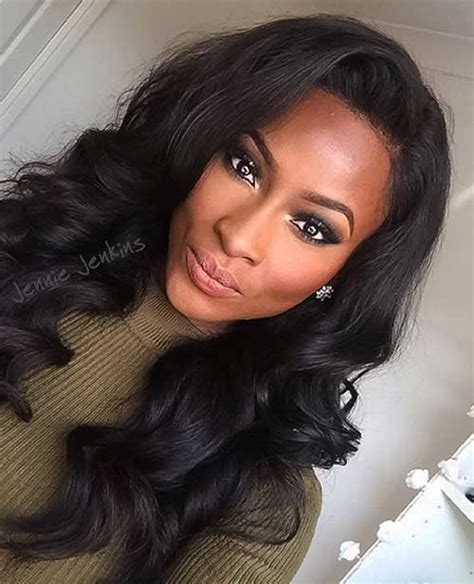 haircuts for full body hair 20 hairstyles for black girls with long hair hairstyles