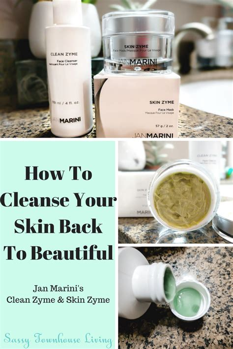 How To Detox Your Skin by How To Cleanse Your Skin Back To Beautiful Clean Zyme