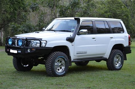 The Awning Man 2008 Nissan Patrol St 4x4 Boostcruising