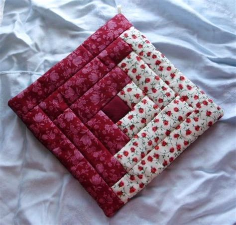 Free Quilted Potholder Pattern by Best 25 Quilted Potholders Ideas On