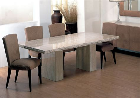 marble dining table buy international roma chiselled edge marble dining