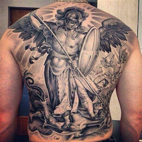 tattoo st michael angel 1000 images about archangel michael tattoos on pinterest