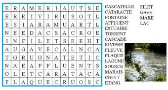 Jeu Mots M 234 L 233 S Quot Eau Quot Le Blog De Ludovica
