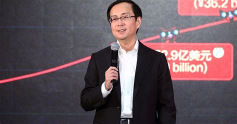alibaba latest news alibaba s new ceo zhang faces challenges in e commerce