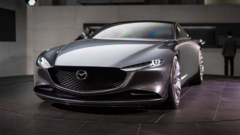 Mazda Concept Cars by Mazda Is The Of The 2017 Tokyo Motor Show