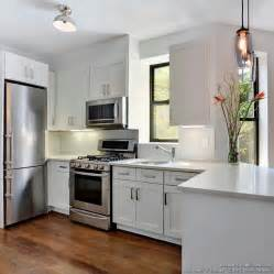 Walnut Shaker Kitchen Cabinets by White Shaker Style Cabinets Viewing Gallery