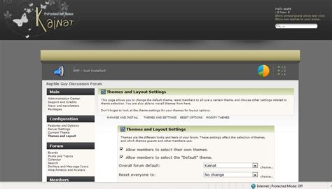 Php Forum Templates Free web developer class installing and setting up a free