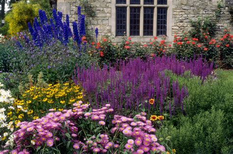 Summer Garden Ideas Summer Flower Garden Border Ideas