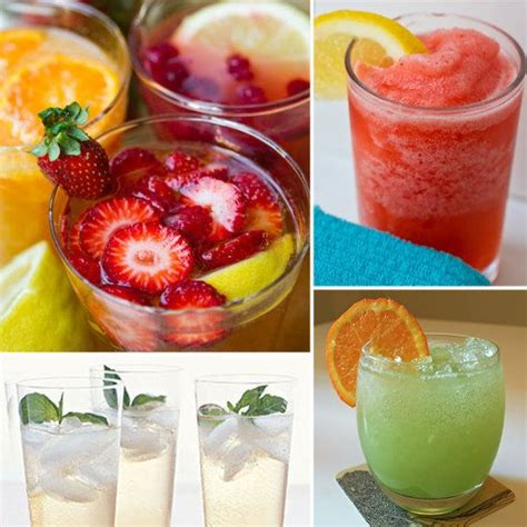 healthy mocktails my top 5 recipes health drink up 7 healthy mocktail recipes cooking and baking recipes and