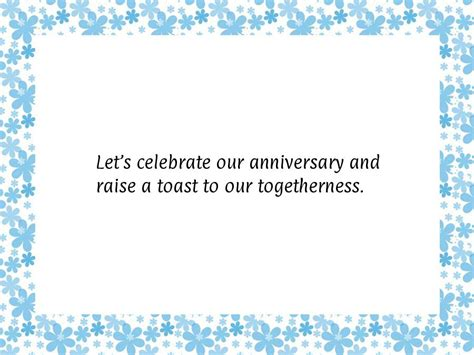 5th Wedding Anniversary Quotes For by Our Anniversary Quotes