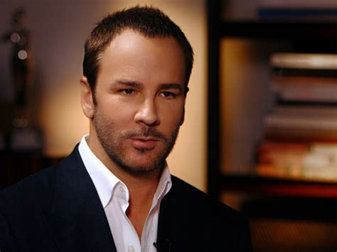 tom ford on his fall out with yves laurent dressing