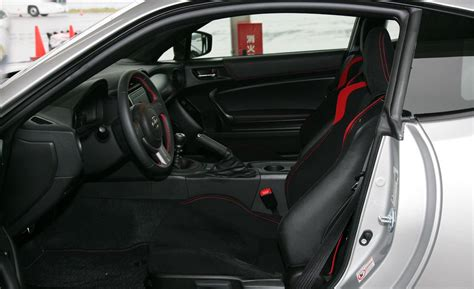 Scion Fr S Interior by Car And Driver