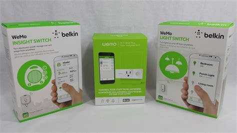 buy smart home products testing 3 wemo smart home products best buy blog