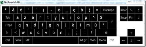 windows keyboard layout designer free virtual keyboard visualizer for pc nohboard