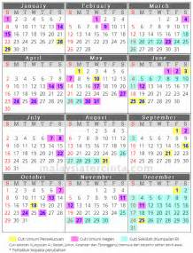 Calendar 2018 For Malaysia Search Results For Kalender Cuti Sekolah 2018 Malaysia