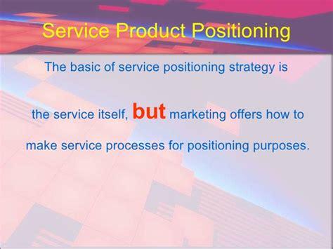 marketing through service marketing through structural change