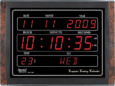 wall clock digital pin wall digital clock on pinterest
