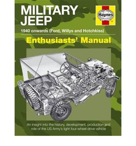 army jeep instructions military jeep manual sagin workshop car manuals repair