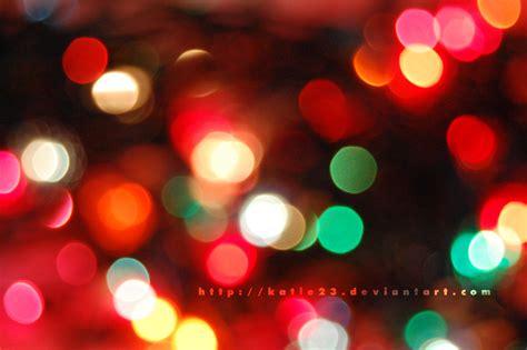 christmas light bokeh by katie23 on deviantart