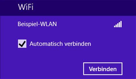 wlan automatisch verbinden windows 8 1 kennwort einer wlan verbindung 228 ndern 187 bits