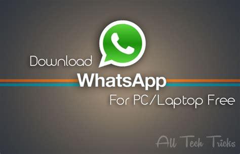 whatsapp download free download whatsapp for pc free laptop windows 7 8 1 mac