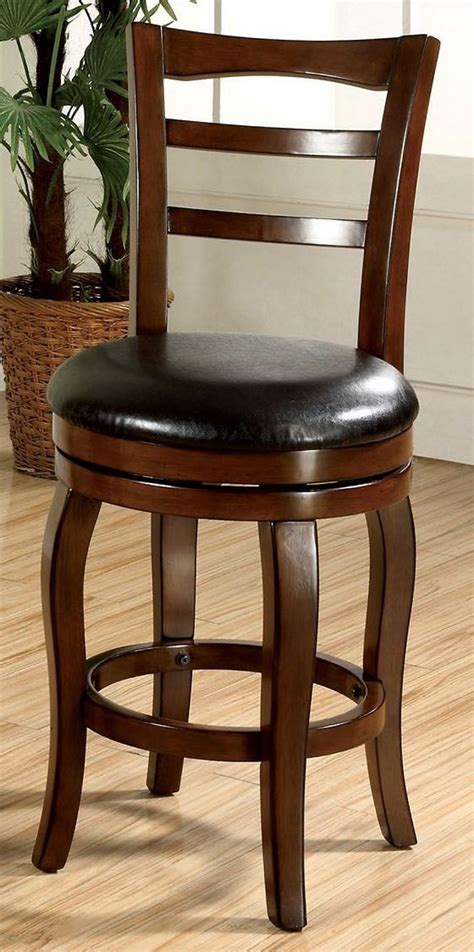 southland oak 29 quot swivel bar stool from furniture of