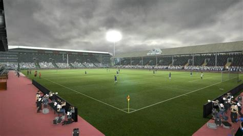 Craven Cottage Stadium by Pes 2012 Craven Cottage Stadium By Ema1993