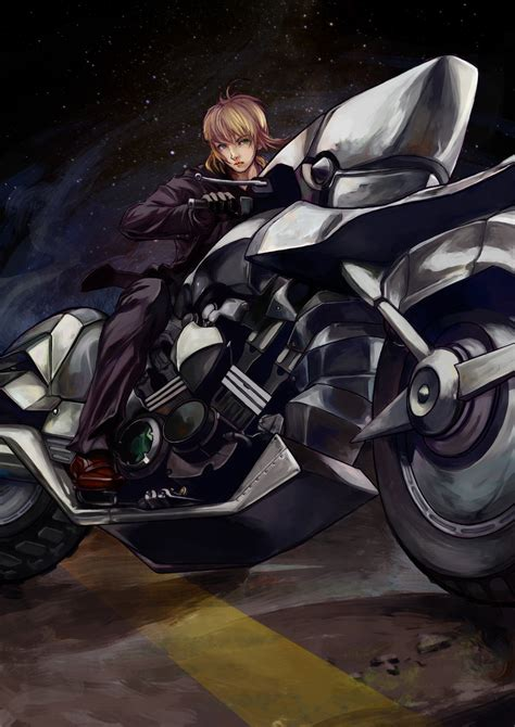 anime with badass mc saber fate zero w motorcycle by tanhuitian on deviantart
