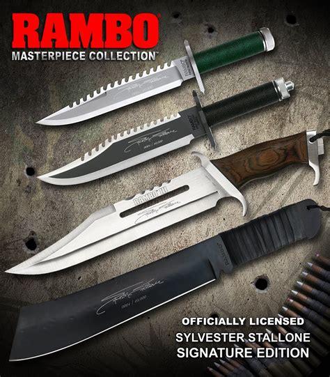 rambo blood knife rambo knife