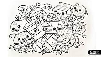 kawaii free coloring pages art coloring pages