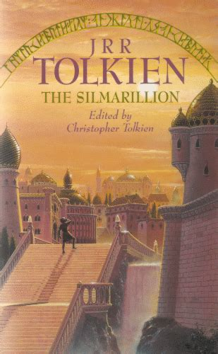 The Book by Book Cover The Silmarillion