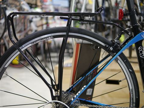 Bontrager Rear Rack by Has Anyone Put A Small Rear Rack On A Specialized Roubiax