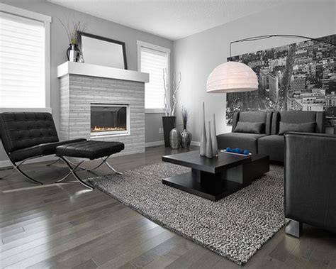 Living Room Ideas With Grey Flooring Grey Hardwood Flooring Home Design Ideas Pictures