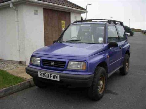 Suzuki Jx For Sale Suzuki 1998 Vitara Jx H Top Blue Car For Sale