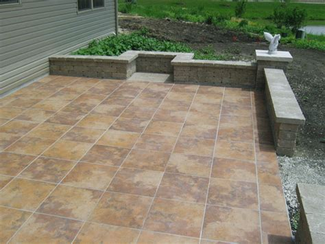 Patio Ceramic Tile by 21 Outdoor Ceramic Tile Auto Auctions Info