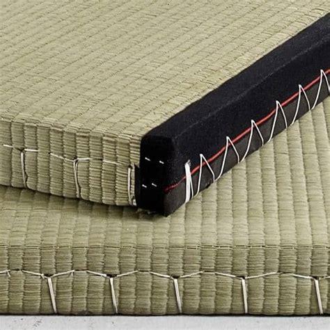 tatami e futon tatami a base de cama japonesa tradicional para o seu