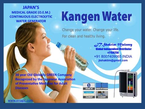Special Kangen Water everything is spiritual kangen for your health revolutionize your lifestyle with water