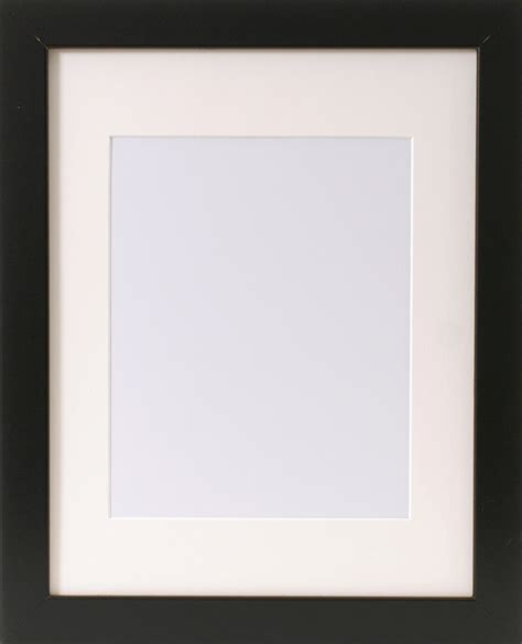 black picture frames with white matting white picture frames with matting images craft