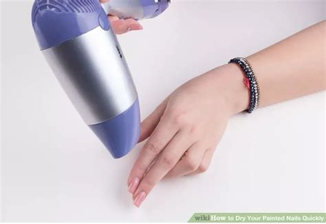 Hair Dryer Nail 15 wacky ways to use your hair dryer the most viral