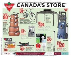 canadian tire  belleville weekly flyers catalogues