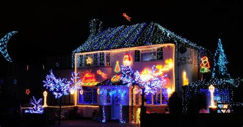best decorated homes for christmas christmas 2014 search for surrey s best decorated house