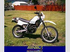 1985 Kawasaki KLR250 - Moto.ZombDrive.COM Kawasaki 250