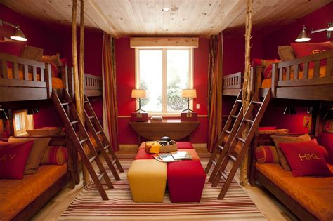 room bunk bed hgtv home is right at home in stowe vermont miller vermont