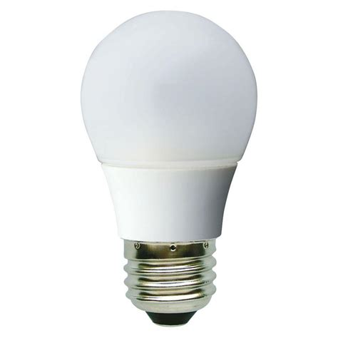 Led Light Bulb For Home Ge 40w Equivalent Daylight 5000k A15 White Ceiling Fan Dimmable Led Light Bulb 23708 The